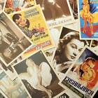 Lot of 32 Mixed Vintage Retro Advertising Movie Travel Postcards Post Cards Art