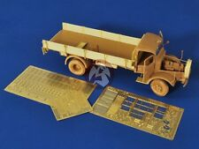 Verlinden 1/35 Mercedes L4500A / Maultier L4500R Detail Set (for Zvezda) 2571