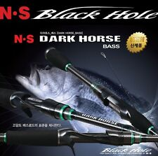 NS RODS BLACK HOLE DARK HORSE SERIE BASS RODS S-682M