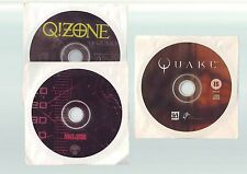 RESURRECTION PACK FOR QUAKE - QUAKE 1 & MALICE & Q!ZONE EXPANSIONS - PC GAMES DO