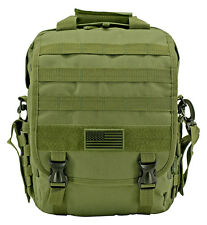 Tactical Laptop Urban Pack EDC Satchel Bag Survival Office Briefcase Bag ODG*