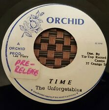 "The Unforgettables Time Killer Roots 7"" Listen !"