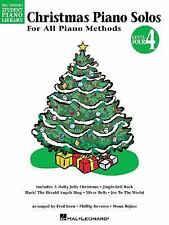 Christmas Piano Solos - Level 4: Hal Leonard Student Piano Library by Keveren,