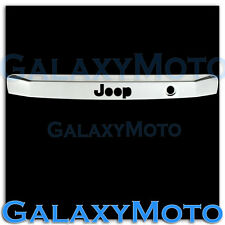 07-15 JEEP PATRIOT Chrome Rear Liftgate Molding Trunk WITH Keyhole Trim Cover