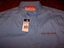 Dickies New Belgium Brewing Company Work Shirt Bayou State Beer Mens XL