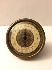 Vintage Wittnauer Thermometer