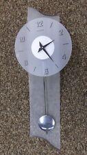 Kieninger Wanduhr Quarz Uhr Glas Mineralglas 5273-75-12