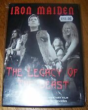 IRON MAIDEN The Legacy of the Beast - DVD