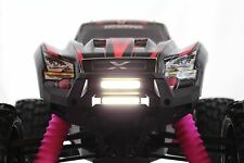 double LED light bar white front for Traxxas X-MAXX waterproof by murat-rc