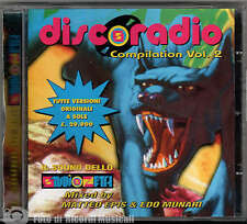 DISCORADIO COLLECTION VOL. 2 i successi degli Anni 70 80 e 90 in 2 CD