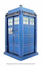 Fascinations Metal Earth 3D Laser Cut Steel Puzzle Model Kit Doctor Who Tardis