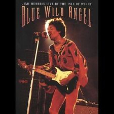 Blue Wild Angel: Live at the Isle of Wight [Digipak] by Jimi Hendrix (CD,...