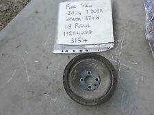 FIAT AUXILIARY BELT CRANKSHAFT PULLEY FROM 1.8 STILO 01-07 PETROL