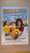 Filmplakat : Feuer, Eis & Dosenbier ( Axel Stein )