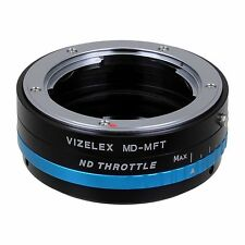 Fotodiox Objektivadapter Vizelex ND Minolta MD Lens to Micro Four Thirds (MFT)