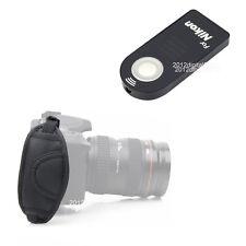 Wireless Remote Control Shutter for Nikon ML-L3 D3300 D7200 D750 + Camera Strap