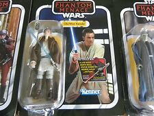 5 STAR WARS (THE VINTAGE COLLECTION) FIGURES-ALL SEALED