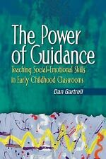 The Power of Guidance: Teaching Social-Emotional Skills in Early Childhood Clas