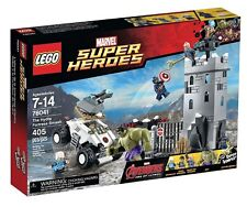 NEW LEGO Marvel Super Heroes Avengers The Hydra Fortress Smash Set #76041