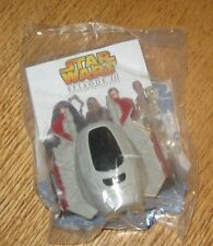 2005 Star Wars Episode III Burger King Kids Meal Toy - Jedi Starfighter