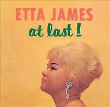 At Last! by Etta James (CD, 1999, MCA/Chess)