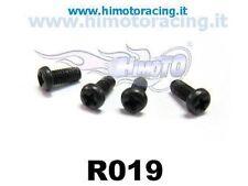 R019 VITI ALLOGGIAMENTO POSTERIORE PER MOTORE VERTEX.18 3cc VTX SCREW HIMOTO