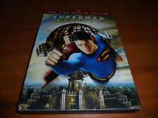 Superman Returns (DVD, 2006, 2-Disc Set, Special Edition) Brandon Routh Used