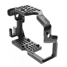 8 sens cage pour panasonic lumix gh3/gh4 Cage Aluminium Noir Black
