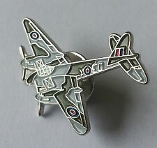 MOSQUITO   PIN BADGE  THE WOODEN WONDER