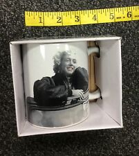Marylin Monroe 12oz Ceramic Coffee Mug Cup New in Box