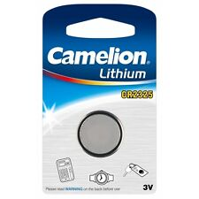 1 blister of 1 button battery CR2325 3V Lithium Camelion