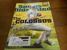 The Colossus Sports Illustrated November 4, 2013