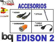 PACK ACCESORIOS PARA TABLET BQ EDISON 2 10.1 HDMI USB OTG