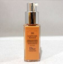 DIOR CAPTURE TOTALE RESTORING FOUNDATION PROMO SIZE 20ML SHADE #050 NEW (T)
