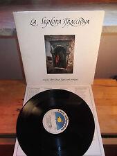 """LA SIGNORA STRACCIONA """" Musica E Canti Dalla Tradizione Popolare"""" LP ITA 1976"""