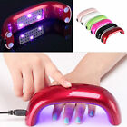 LED UV Lamp Nail Art Gel Dryer 30 Seconds