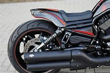 Harley-Davidson V-Rod Custom Rear Fender 07-16 VRSC, VRSCDX, VRSCF New Design