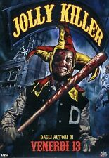 JOLLY KILLER  DVD HORROR