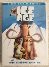 Ice Age (2-Disc Special Edition), DVD, Denis Leary, John Leguizamo, Ray Romono