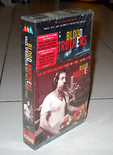 Vhs + Cd BRUCE SPRINGSTEEN and the Street Band BLOOD BROTHERS Video tape
