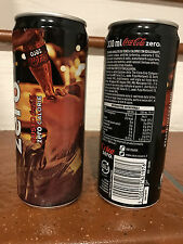 "Coca Cola Zero Serie ""Taste The Felling"" 330 ml Lattina come inserzione:leggi"