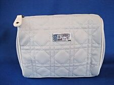 NEW CHRISTIAN DIOR Beaute Faux Leather Cosmetic Case Beauty Bag Lingerie Pouch