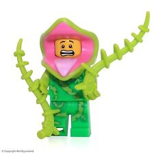 LEGO Collectible MiniFigures: Series 14: #05 - Plant Monster  (Sealed Pack!)