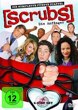 Scrubs: Die Anfänger - Die komplette 5. Staffel                      | DVD | 102