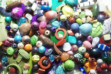 GRAB BAG- New Assorted mix of Beads, Findings ,etc.. 1/4 pound- Quality items #2
