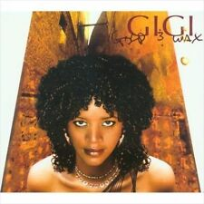 Gold and Wax [Digipak] by Gigi (CD, May-2006, Palm Pictures) Brand New Sealed