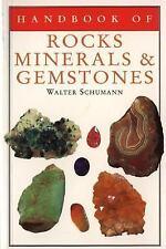 Handbook of Rocks, Minerals, and Gemstones by Walter Schumann Dr.