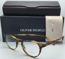 New OLIVER PEOPLES Eyeglasses Riley R EMT OV 5004 1016 47-20 El Mirage Tortoise