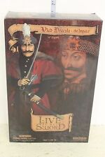 Sideshow Live by the Sword Vlad Dracula The Impaler Figure 12in