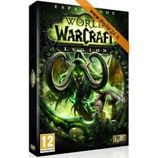 World of Warcraft Legion - PC [NUOVO - ITA]